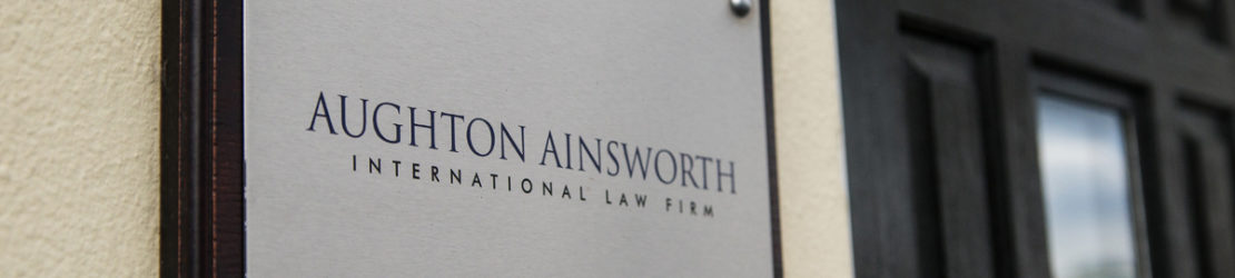 Aughton Ainsworth International Law Firm